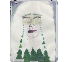 tears of trees  iPad Case/Skin