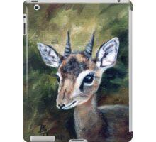 Dikdik - Dwarf Antelope iPad Case/Skin