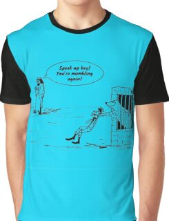 Zoo Humour - Cartoon 0015 Graphic T-Shirt