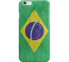 Flag Brazil iPhone Case/Skin