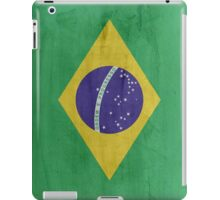 Flag Brazil iPad Case/Skin