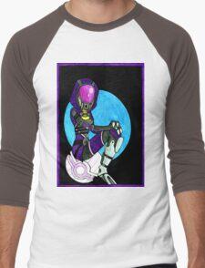 Mass Effect Tali Men's Baseball ¾ T-Shirt