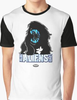 Attack THe Block Alien Graphic T-Shirt