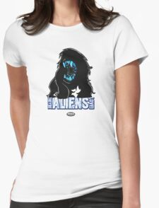 Attack THe Block Alien Womens Fitted T-Shirt