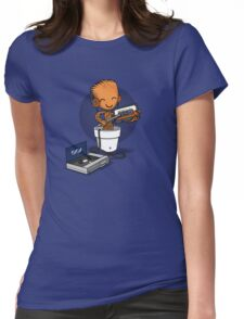 Conserve Energy Womens Fitted T-Shirt