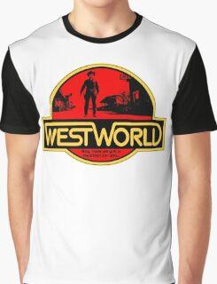 Crichton Crossover Graphic T-Shirt