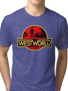 Crichton Crossover Tri-blend T-Shirt