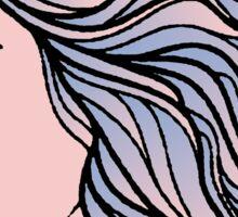 Lorde Symbol x Pantone Sticker