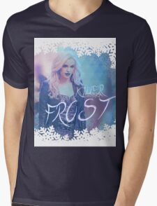 Killer Frost from The Flash Mens V-Neck T-Shirt