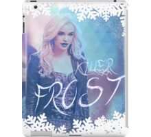 Killer Frost from The Flash iPad Case/Skin