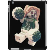 zombie cheerleader iPad Case/Skin
