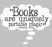 Stephen King Books Quote for Book Lovers by millennialchic