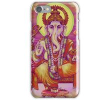 Ganapati Ganesha iPhone Case/Skin