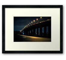 Bridge - Unnamed Framed Print