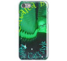 Emeralds Falling iPhone Case/Skin