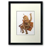 I Robot? Framed Print