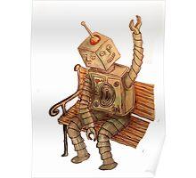 I Robot? Poster