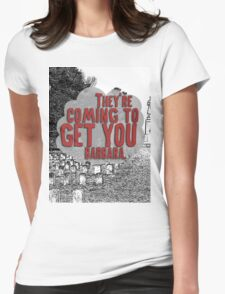 Zombies and Zombie Lovers Cemetary T-Shirt