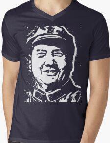 CHAIRMAN MAO-2 Mens V-Neck T-Shirt