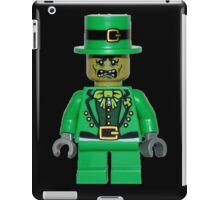 zombie leprechaun iPad Case/Skin