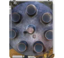 """A-10 Warthog Front Gun"" iPhoneography iPad Case/Skin"