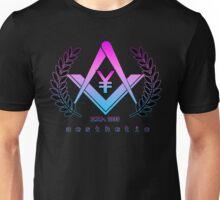Vaporwave Aesthetic Japanese Yen Freemason Illuminati Unisex T-Shirt