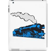 dampflok locomotive romance iPad Case/Skin