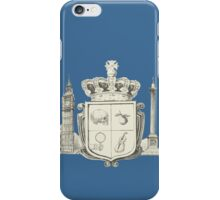 Sherlock Coat of Arms iPhone Case/Skin