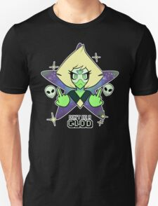 "Peridot ""Don't Be a Clod"" T-Shirt"
