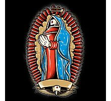 graffity of guadalupe swag streetwear Photographic Print