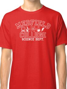 Medfield College Science Dept. Classic T-Shirt
