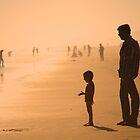 Sundown by the Bay of Bengal by Valerie Rosen