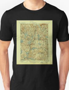 New York NY Carmel 122814 1928 62500 T-Shirt