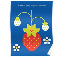 Fruit: Strawberry Poster