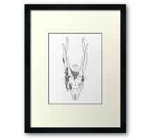 Garden of the Stag Framed Print