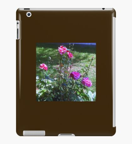 A Bunch Of Roses  iPad Case/Skin