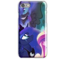 Broken Princesses MLP Fanart iPhone Case/Skin