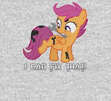 Scootaloo can fix that! Unisex T-Shirt