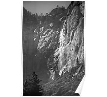 Yosemite Upper Yosemite Falls Plate 14 Poster