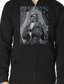 Civil War Boba Fett Zipped Hoodie