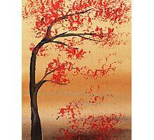 Abstract Tree by Irina Sztukowski Photographic Print