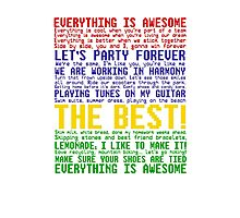 Awesome, everything it is. Photographic Print