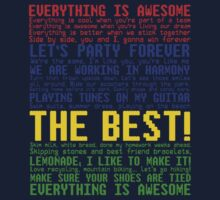 Awesome, everything it is. Kids Tee