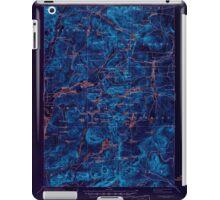 New York NY Paradox Lake 136387 1897 62500 Inverted iPad Case/Skin