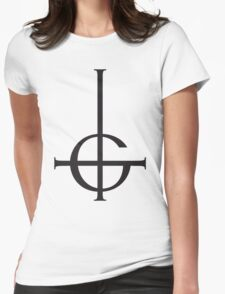 Ghost B.C. Cross Womens Fitted T-Shirt