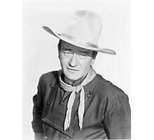 The Duke Photographic Print