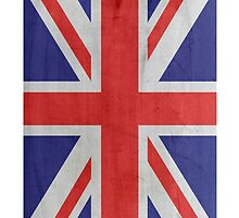 Flag United Kingdom by WAMTEES