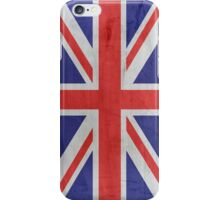 Flag United Kingdom iPhone Case/Skin