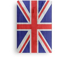 Flag United Kingdom Canvas Print
