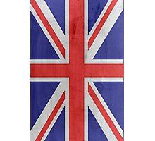 Flag United Kingdom Photographic Print